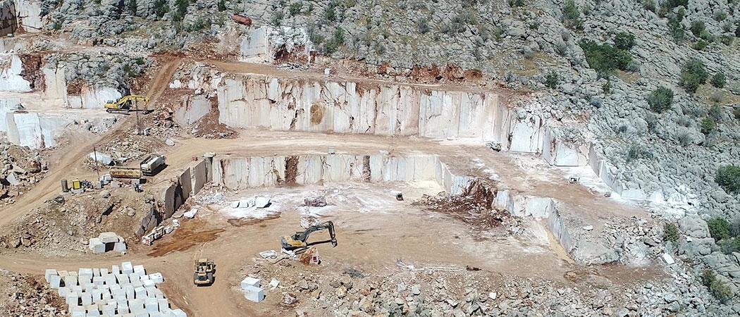 Çüngüş-Diyarbakır Quarry 1